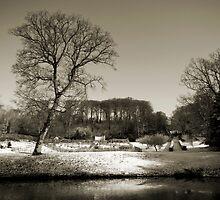 18th Century Winter by Anne Gilbert