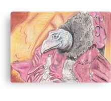 Skeksis - The Dark Crystal Canvas Print