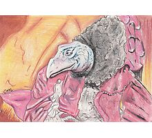 Skeksis - The Dark Crystal Photographic Print