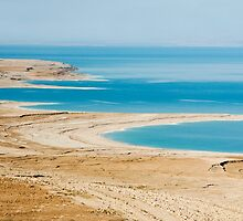 Israel, Dead Sea landscape by PhotoStock-Isra