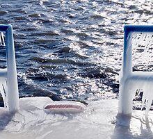 Ice On Channel by JKunnen