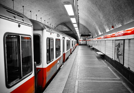 Red Line by Charles Dobbs Photography