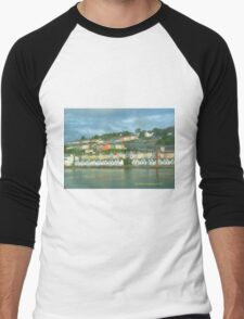 Cork Harbour Men's Baseball ¾ T-Shirt
