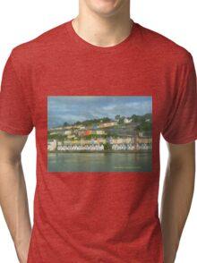 Cork Harbour Tri-blend T-Shirt