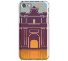 Valletta Vintage poster iPhone Case/Skin