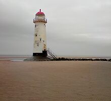 Talacre Lighthouse by ianWilding