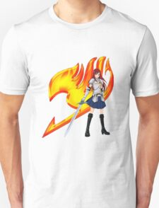 Erza Fairy Tail 7 T-Shirt