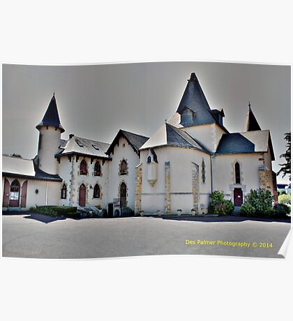 Chateau Poster