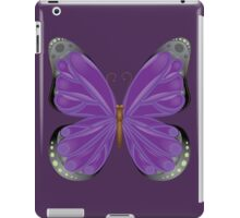 Abstract colorful butterfly 10 iPad Case/Skin