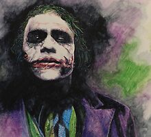 The Joker by Nick-Rose