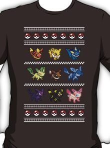 An Eeveelutionary Sweater T-Shirt