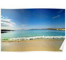 Sanna Bay Ardnamurchan Peninsula Poster