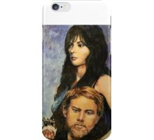 """Sons of Anarchy""  iPhone Case/Skin"