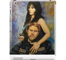 """""""Sons of Anarchy""""  iPad Case/Skin"""
