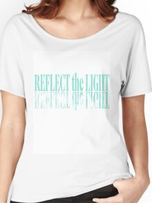 Reflect the Light Women's Relaxed Fit T-Shirt