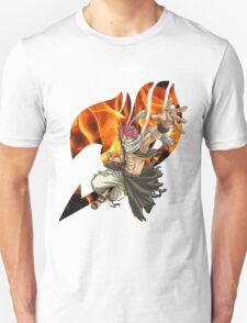 Natsu Fairy Tail 2 T-Shirt