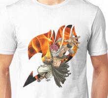 Natsu Fairy Tail 2 Unisex T-Shirt