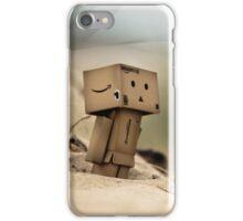 Revoltech Danboard at the Beach iPhone Case/Skin
