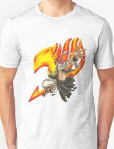 Natsu Fairy Tail 3 T-Shirt