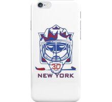 New York Hockey T-Shirt II iPhone Case/Skin