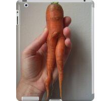 Of Veggie Weenies - Carrot iPad Case/Skin
