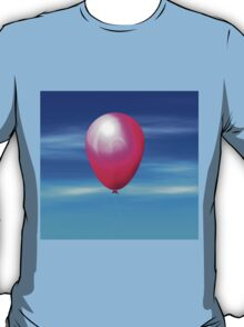 Balloon in the sky T-Shirt