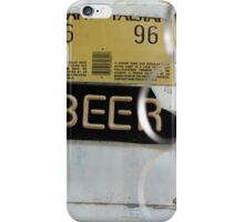 Beer Goggles iPhone Case/Skin