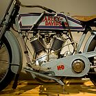 1915 HARLEY-DAVIDSON by Jeffrey S. Rease