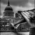 St Pauls by Glasseye