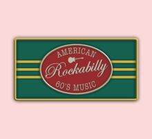 Rockabilly American 60's Music Kids Clothes