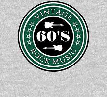 Vintage 60's Rock Music Hoodie