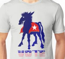 Vote Democratic Unisex T-Shirt