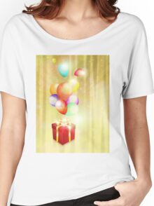 Celebration card 2 Women's Relaxed Fit T-Shirt