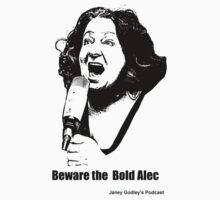 Janey: The Bold Alec Kids Tee