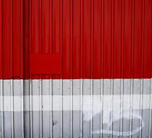 Corrugated Walls by Stephen Mitchell