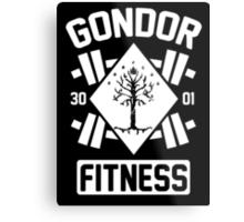 Gondor Fitness Metal Print