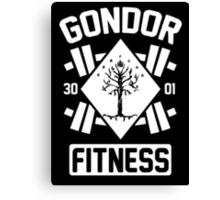 Gondor Fitness Canvas Print
