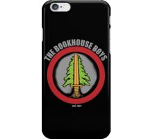 The Bookhouse Boys - Twin Peaks iPhone Case/Skin