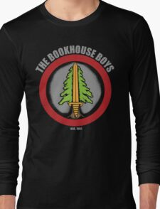 The Bookhouse Boys - Twin Peaks Long Sleeve T-Shirt