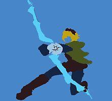 Blue Arrow by TehNerdyWolf