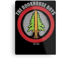 The Bookhouse Boys - Twin Peaks Metal Print