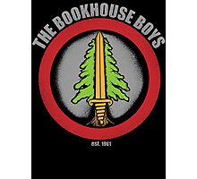 The Bookhouse Boys - Twin Peaks Photographic Print