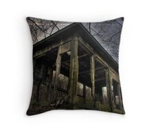 Gimmie Shelter Throw Pillow