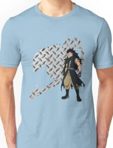 Gajeel Fairy Tail 2 Unisex T-Shirt