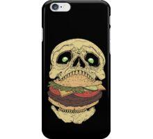 Skullburger iPhone Case/Skin