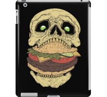 Skullburger iPad Case/Skin