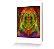 ...   Unleash The Powers from Within    ... Greeting Card