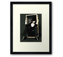 Darker Days Framed Print