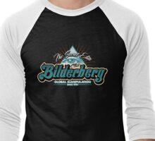 Club Bilderberg Men's Baseball ¾ T-Shirt