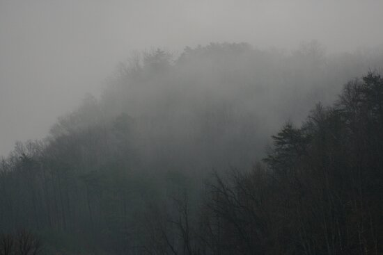 Smoky Mountain Mist by Linda Eades Blackburn